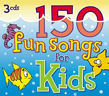 150 Fun Songs For Kids
