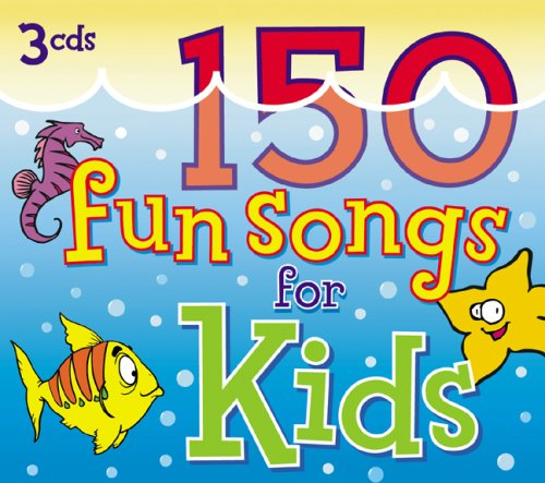 Price comparison product image 150 Fun Songs for Kids