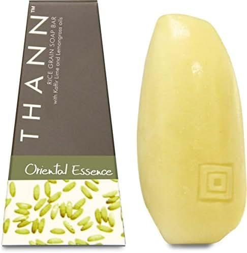 THANN Oriental Essence Rice Grain Soap Bar 100 g. by THANN