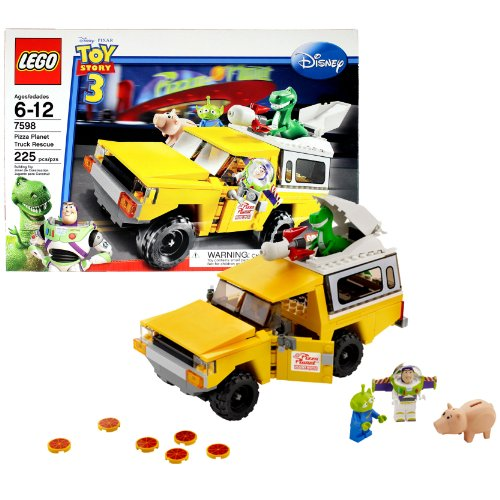 lego pizza planet truck - 3