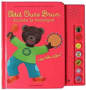 """Afficher """"Petit Ours Brun écoute la musique"""""""