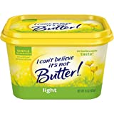 I CAN'T BELIEVE IT'S NOT BUTTER LIGHT TUB 15 OZ PACK OF 3
