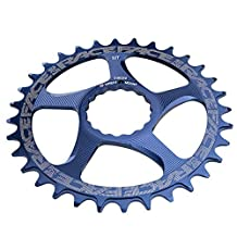 Race Face 10/11 Speed Cinch Direct Mount Chainring, Blue, 30T by RaceFace