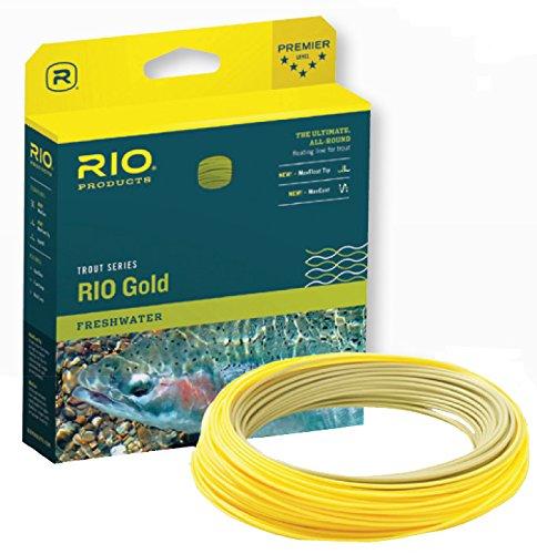 Rio GOLD WF6 FLY LINE