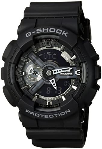 Casio Wristwatch Model GA110-1B