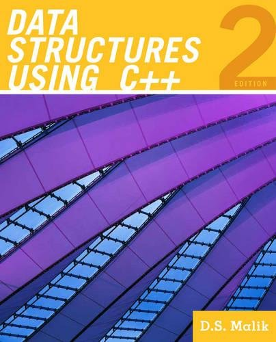 Data Structures Using C++ by Cengage Learning