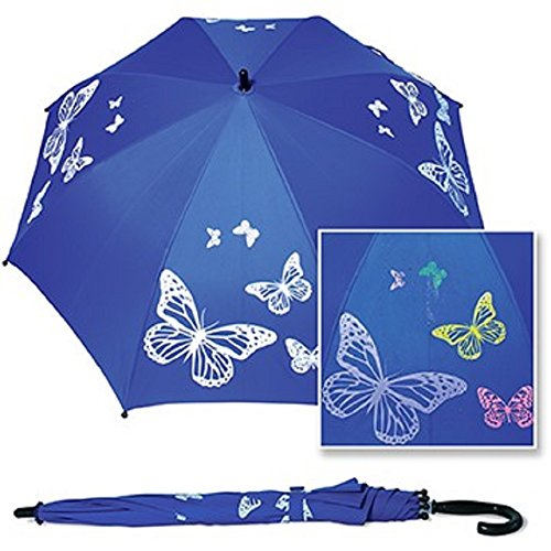 Chameleon Brandz – Color Changing Umbrella Review