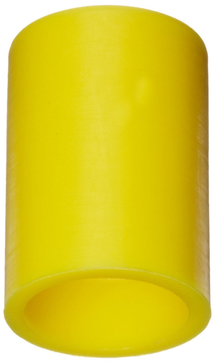 Kapsto 250 // 8 Polyethylene Protective Cap For Pipes 8 mm Tube OD Pack of 100 Yellow