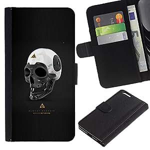 Stuss Case / Funda Carcasa PU de Cuero - Casi Android - Apple Iphone 6 PLUS 5.5
