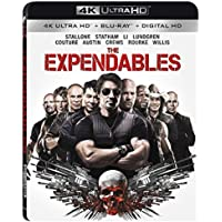 The Expendables (4K Ultra HD + Blu-ray + Digital HD)
