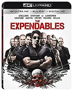 The Expendables 4K Ultra HD [Blu-ray + Digital HD]