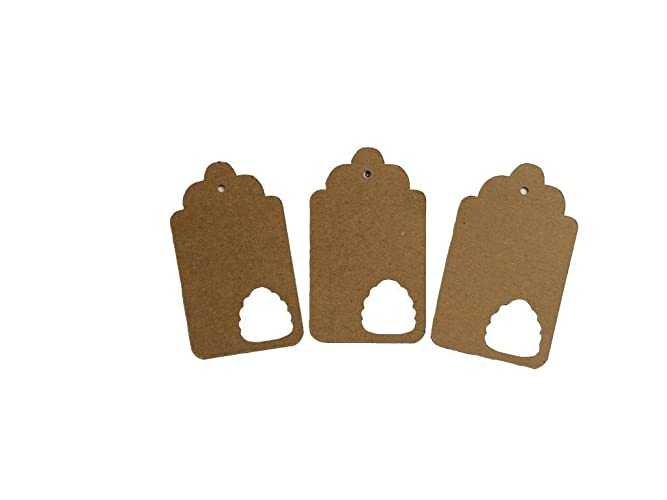 Bee Hive Gift Tags Decorations Bumble Theme Insect Honey