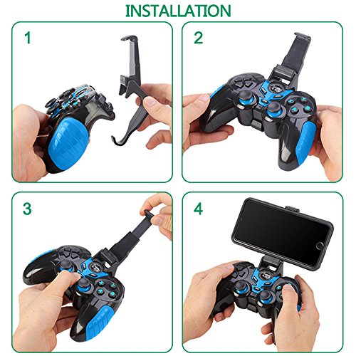 Wireless gamepad android ☆ BEST VALUE ☆ Top Picks [Updated