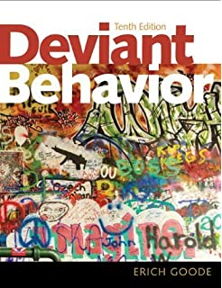 Amazon deviant behavior 9780205899661 erich goode books deviant behavior 10th edition by goode emeritus erich 2014 paperback fandeluxe Images