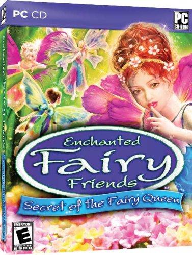 Enchanted Fairy Friends: Secret of the Fairy Queen - (Enchanted Queen)