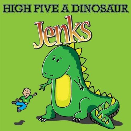 High Five a Dinosaur