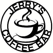 Coffee Bar Sign, Coffee Sign, Coffee Lover, Coffee, Metal Coffee Sign, Coffee Wall Art, Coffee Decor, Coffee S