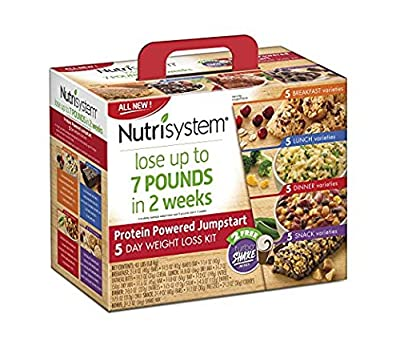 Nutrisystem® Protein Powered Jumpstart 5 Day Weight Loss Kit (1)