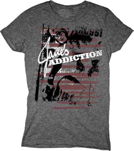 Janes Addiction - Erotica Juniors T-Shirt