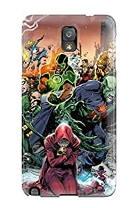 New Style Case Cover NJP-5839lMpghYYz Justice League Compatible With Galaxy Note 3 Protection Case