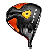 Cobra Men's Fly Z+ Driver, Regular, Graphite, Orange, Left Hand