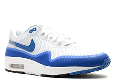 039425ab9c NIKE Air Max 1 Hyperfuse PREM White Varsity Blue (543435-140) (11
