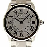 Cartier Ronde Solo swiss-quartz womens Watch W6701004 (Certified Pre-owned)