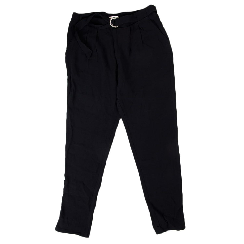 LAMade Women's Eliijah Trouser Pant Black