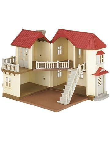 Amazon.co.uk: Toys U0026 Games: Dollsu0027 Houses Store | Wooden Dollsu0027 Houses |  Georgian Dollsu0027 Houses | Victorian Dollsu0027 Houses | Sylvanian Families |  KidKraft ...