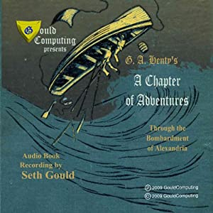 A Chapter of Adventures Audiobook