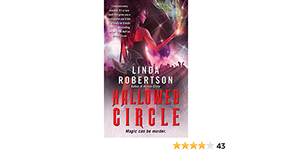 Hallowed Circle Persephone Alcmedi 2 By Linda Robertson