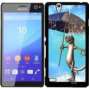 Funda para Sony Xperia C4 - Gecko Divertido by nicky2342