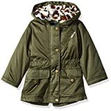 #4: Limited Too Girls Novelty Anorak W/Cozy Lining