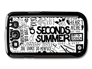 AMAF © Accessories 5 Seconds of Summer I've Got This Friend Lyrics case for Samsung Galaxy S3