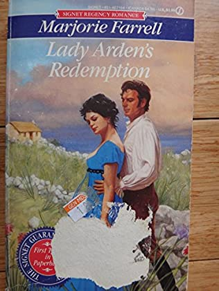 book cover of Lady Arden\'s Redemption