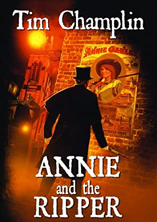 book cover of Annie & The Ripper