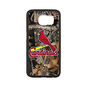 Onshop MLB St.Louis Cardinals Custom Phone Case Phonecase Cover Case for Samsung Galaxy S6 Laser Technology