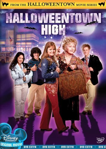 Halloweentown High by Buena Vista Home Entertainment / Disney by Mark A. Z. Dippe (Halloween Movies Disney)
