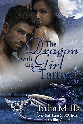 Dragon With the Girl Tattoo: Paranormal Dating Agency (Dragon Guard  Book 21)