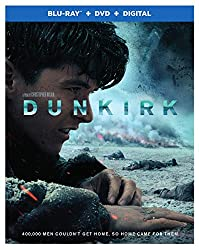 Dunkirk (Blu-ray + DVD + Digital Combo Pack) (BD)