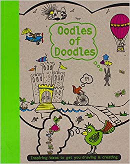 Oodles Of Doodles Drawing Books Parragon Books