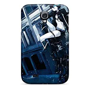 CristinaKlengenberg Samsung Galaxy S4 Shock Absorbent Hard Phone Covers Unique Design High-definition Rise Against Pattern [pPJ13235tzyJ]