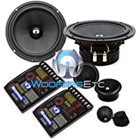 HD-62AS - CDT Audio 6.5 HD Anniversary Series Component System W/ Imaging Tweeters
