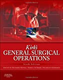 Kirk's General Surgical Operations, , 0702044814