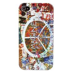 comprar Imagínese Case Versión dura para el iPhone 4/4S