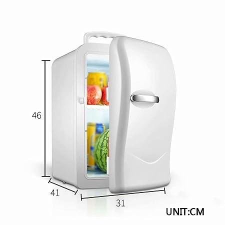Mini frigorífico portátil de 20 litros de Weifan, nevera ...