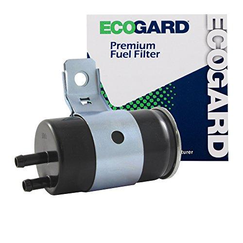 ECOGARD XF54617 Engine Fuel Filter - Premium Replacement Fits Dodge Dakota, D150, B250, W150, W250, D100, Ramcharger, B350, D250, W100, B150, D350, W350 Dodge Dakota Fuel Filter
