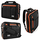El Prado Collection 3 in 1 Backpack and Messenger
