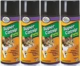 Four Paws Super Catnip Spray 20oz (4 x 5oz)