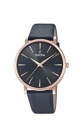 2bf25e21ffb Festina Horloge F20373/2: Amazon.fr: Montres